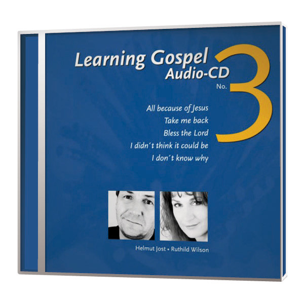 Learning Gospel 3 CD