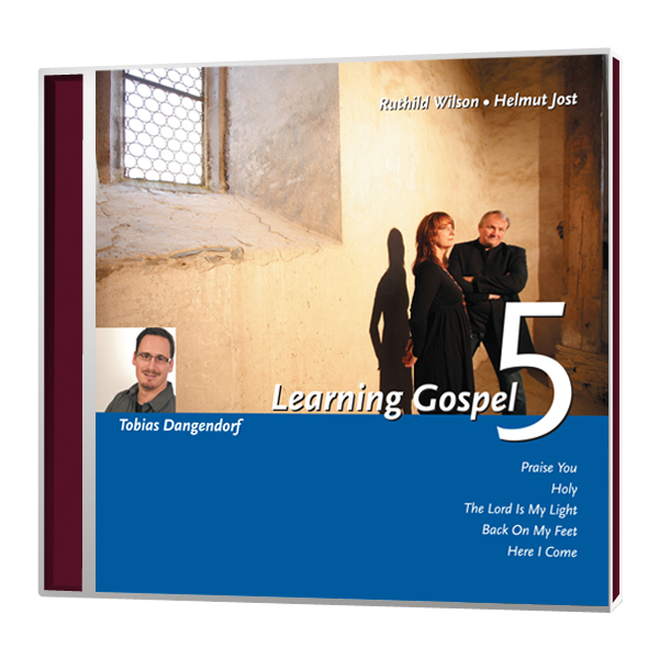 Helmut Jost - Learning Gospel 5 - CD