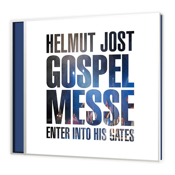 Jost - Enter into his gates - CD