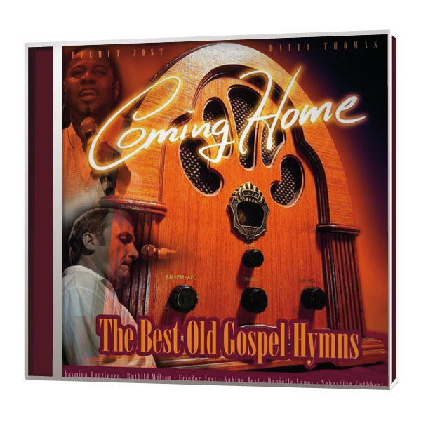 Coming Home  - The best old Gospel hymns Playback-CD