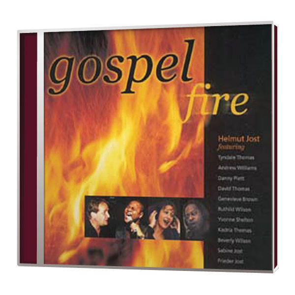 Gospelfire Playback-CD