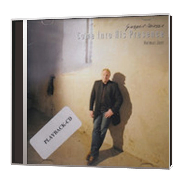 Helmut Jost – Come into his presence / Gospelmesse Playback-CD