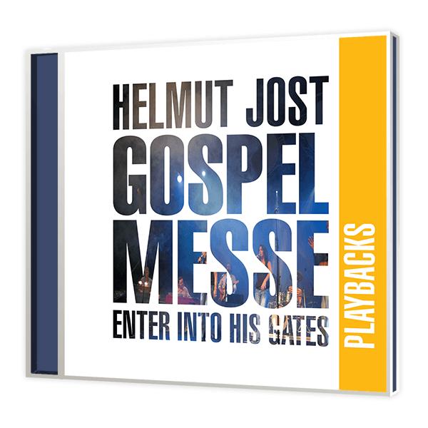 Jost - Enter into his gates - Playback-CD