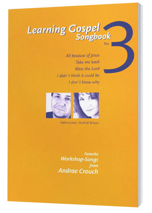 Learning Gospel 3 Songbook