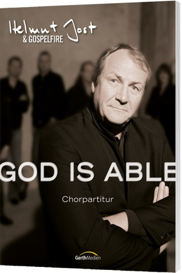 Helmut Jost & Gospelfire – God is able Songbook