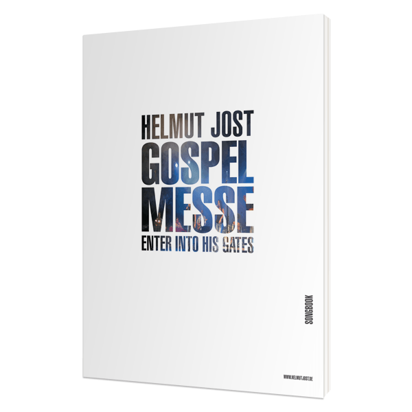 Jost - Enter into his gates - Songbook