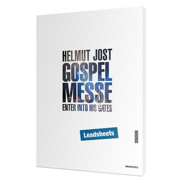 Jost - Enter into his presence - Leadsheets