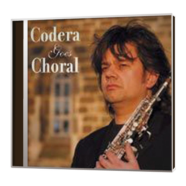 Codera goes Choral CD