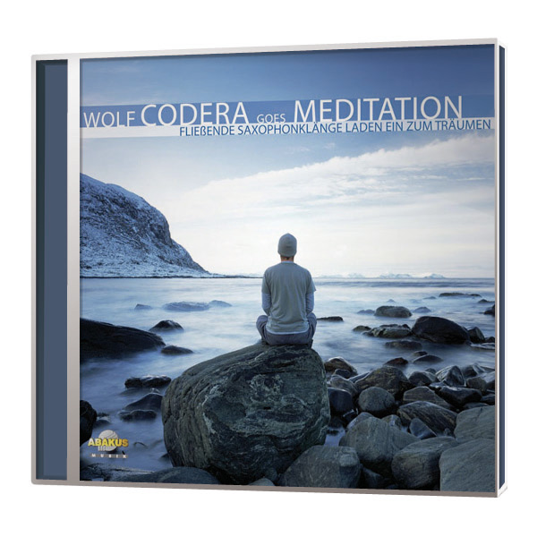 Codera goes Meditation CD