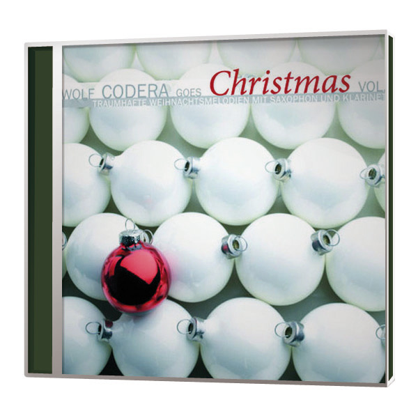Codera goes Christmas Vol. 2 CD