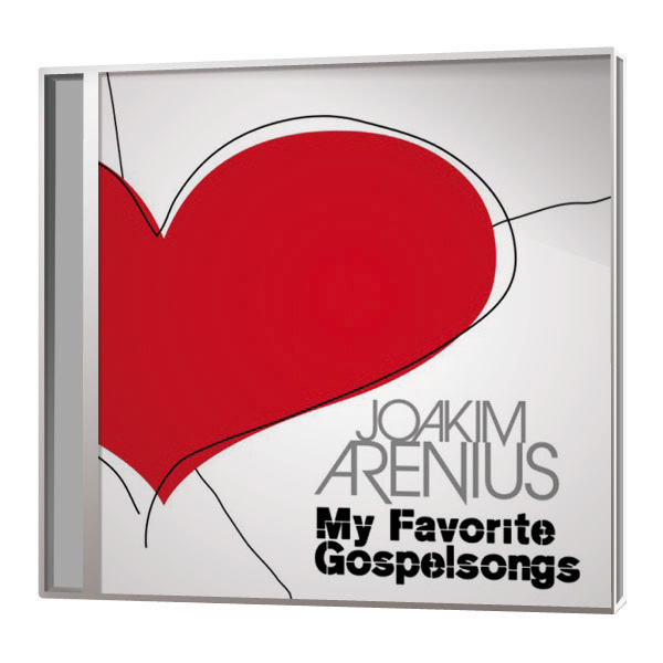 Joakim Arenius – My favorite Gospelsongs CD