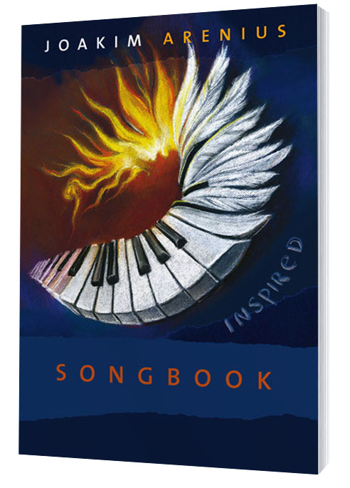 Joakim Arenius – Inspired  Songbook