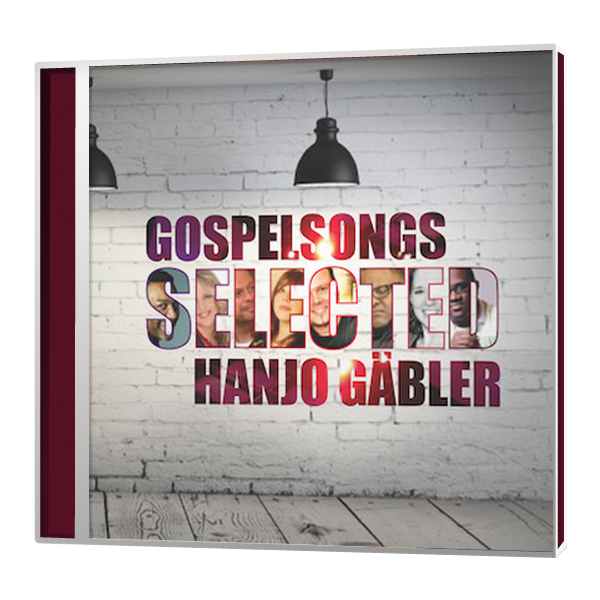 Hanjo Gäbler - Selected Gospelsongs - CD