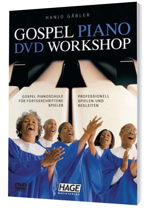 Hanjo Gäbler - Gospelpiano DVD