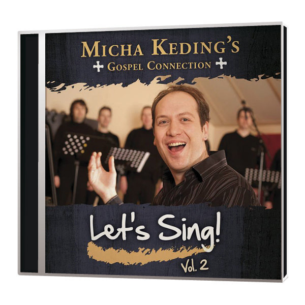 Micha Keding – Let's sing Vol. 2 CD