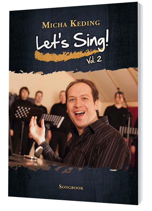 Micha Keding – Let's sing Vol. 2 Songbook