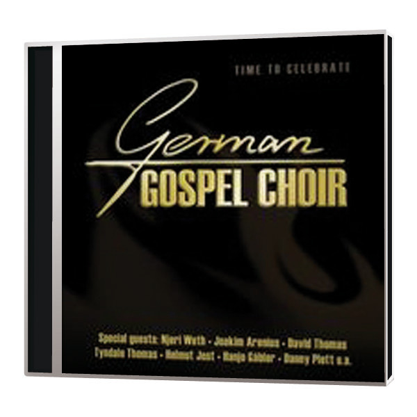 German Gospel Choir – Time to celebrate CD