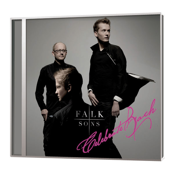Falk & Sons – Celebrate Bach CD