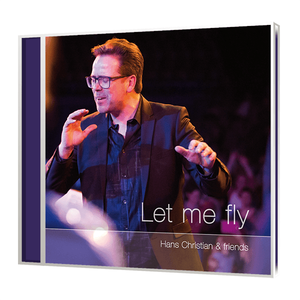Hans Christian & Friends - Let me fly - CD