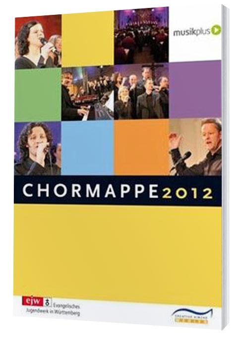 Chormappe 2012 Chorausgabe