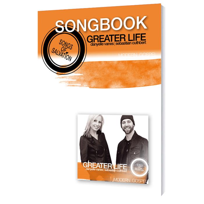Songs of Salvation - Greatler Life - Songbook