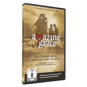 Amazing Grace - Uraufführung Live - DVD