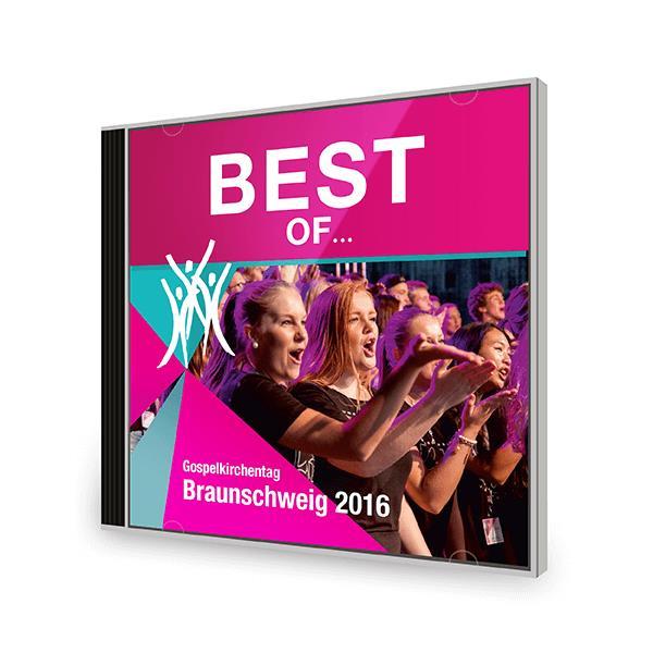 Best of Gospelkirchentag 2016 - CD