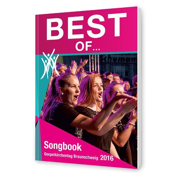 Best of Gospelkirchentag 2016 - Songbook