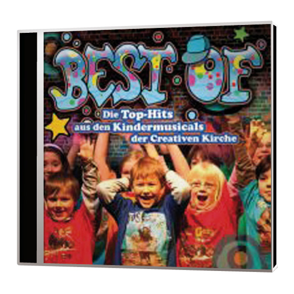 Best Of – Die Top-Hits aus den Kindermusicals der Creativen Kirche CD