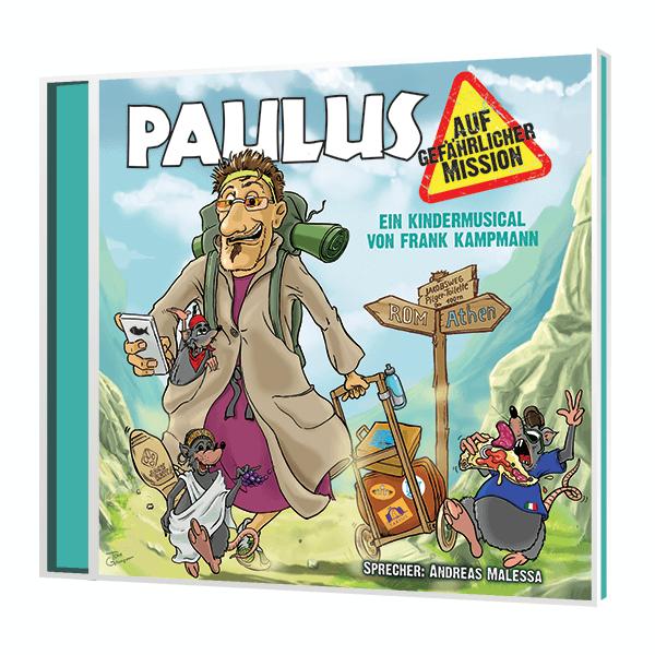 Paulus - Auf gefährlicher Mission - CD