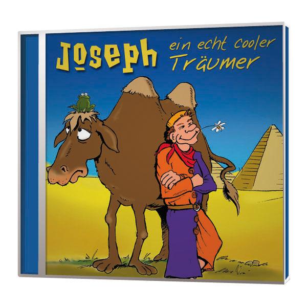 Joseph – Ein echt cooler Träumer Liederheft