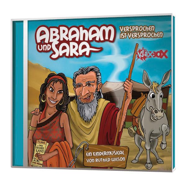 Abraham und Sara – Versprochen ist versprochen Liederheft