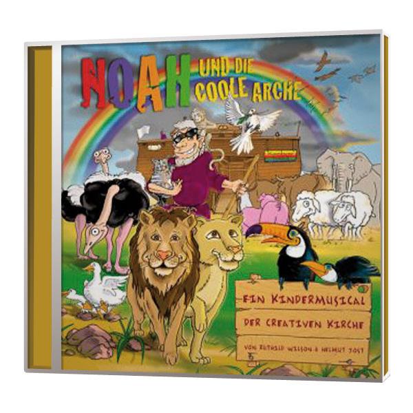 Noah und die coole Arche Werkstattbuch
