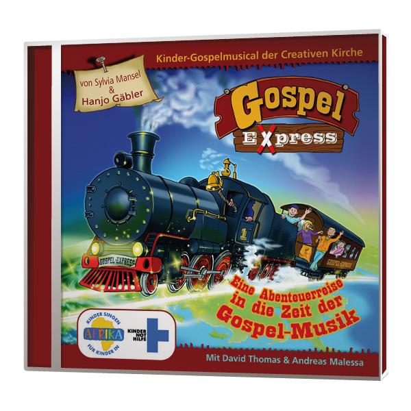 Gospel Express Werkstattbuch