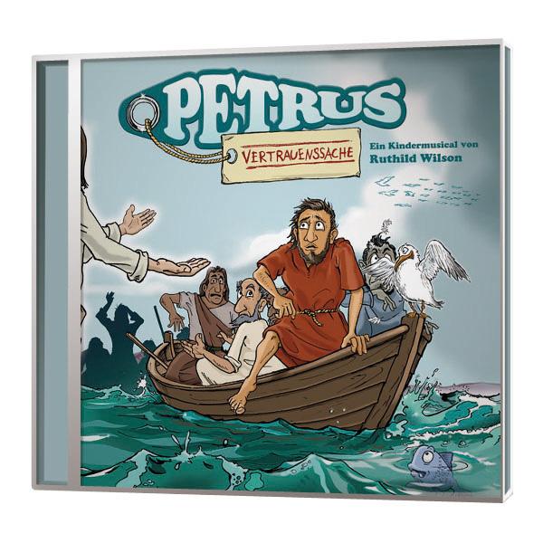 Petrus - Vertrauenssache Werkstattbuch
