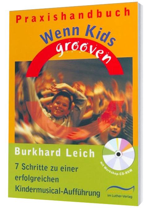 Burkhard Leich – Wenn Kids grooven  Handbuch