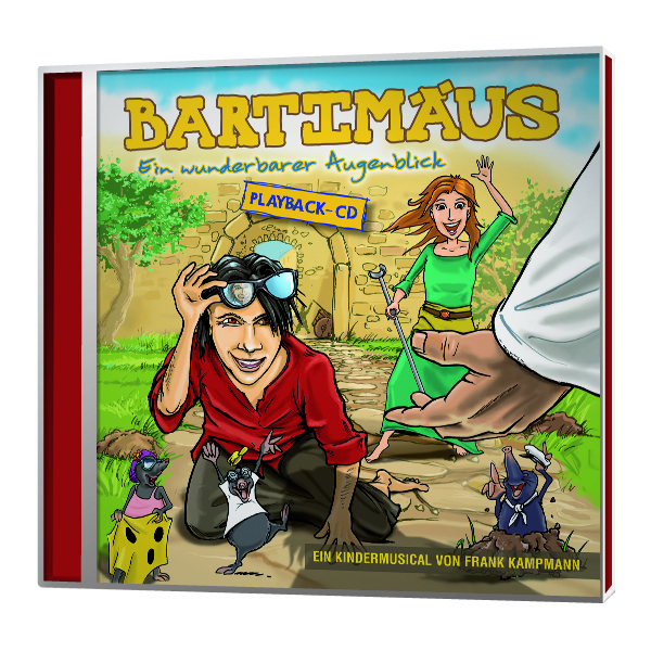 Bartimäus - Playback-CD