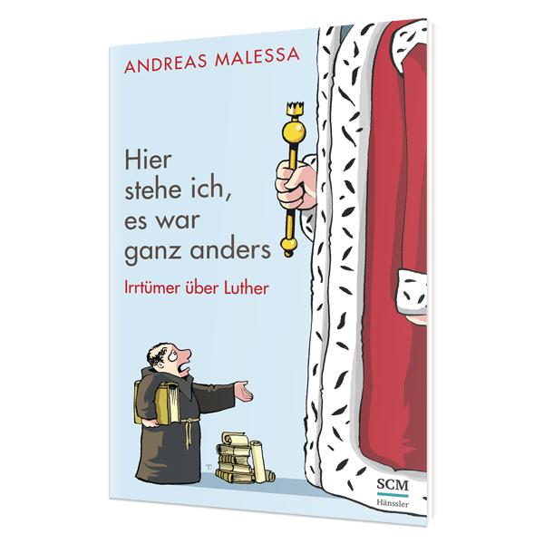 Malessa - Hier stehe ich, es war ganz anders - Buch