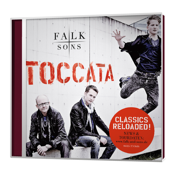 Falk & Sons - Toccata - CD