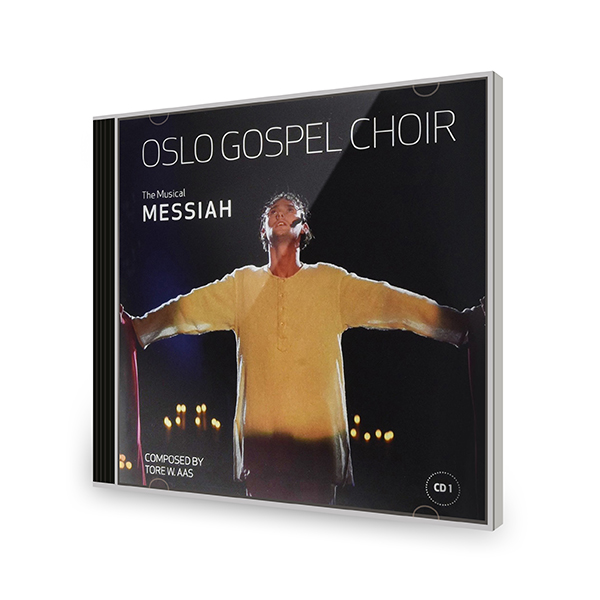 Oslo Gospel Choir - Messiah CD Teil 1