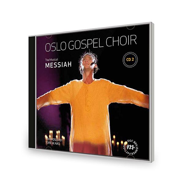 Oslo Gospel Choir - Messiah Part II CD