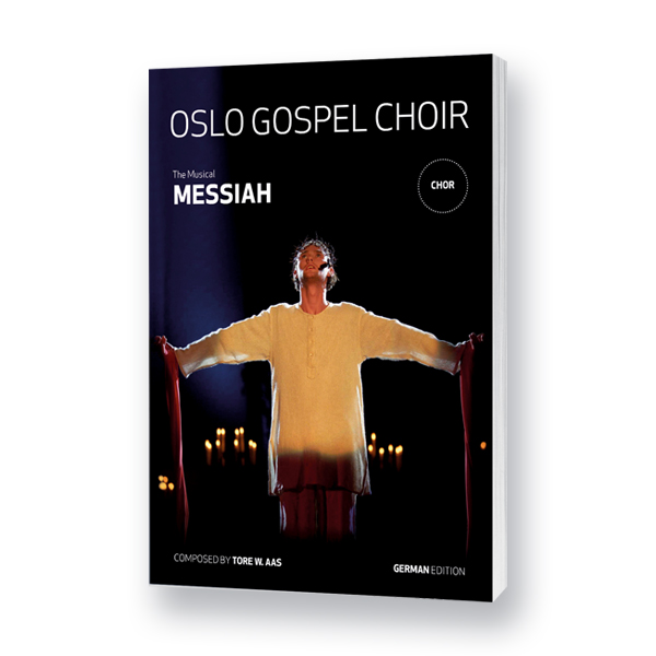Oslo Gospel Choir - Messiah (Chorausgabe plus Libretto zum Sonderpreis)