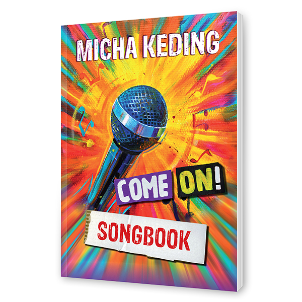 MICHA KEDING - Come on! Songbook
