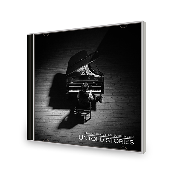 Jochimsen - Untold Stories CD
