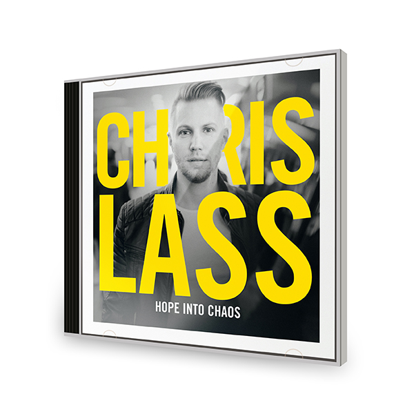 Chris Lass - Hope into Chaos CD