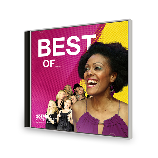 Best of Gospelkirchentag 2018 CD