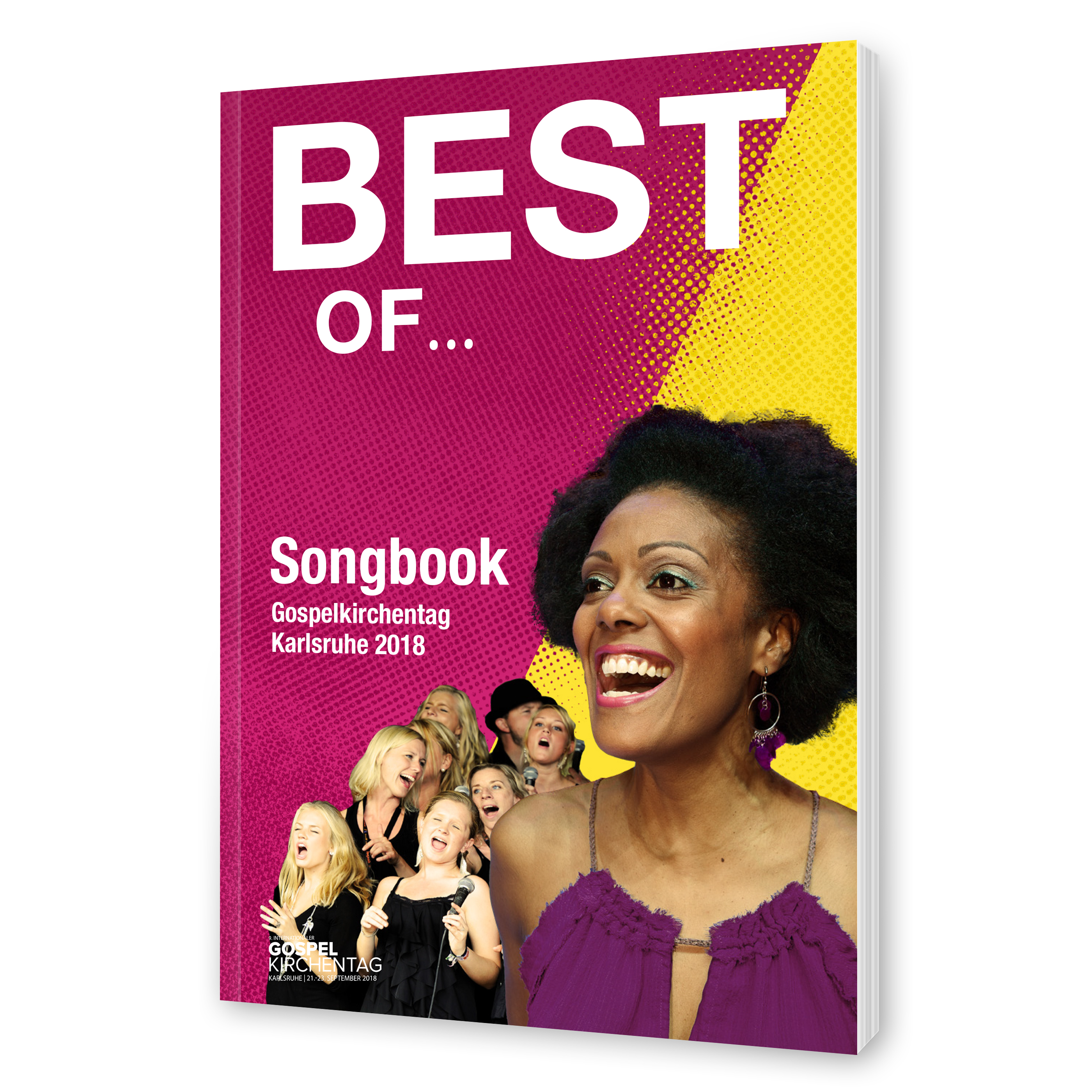 Best of Gospelkirchentag 2018 Songbook
