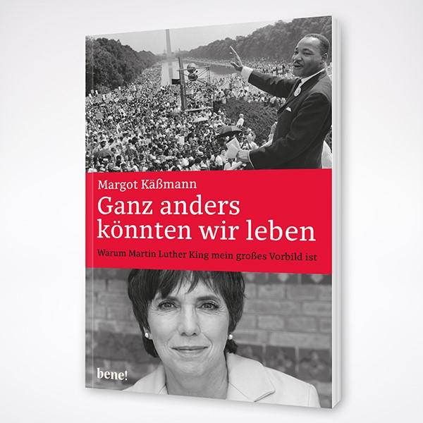 Käßmann, Margot - Ganz anders könnten wir leben (Buch)