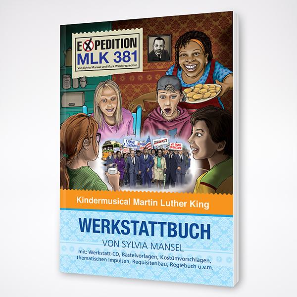 Expedition MLK 381 - Werkstattbuch