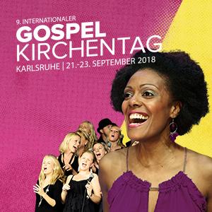 9. Internationaler Gospelkirchentag - Karlsruhe